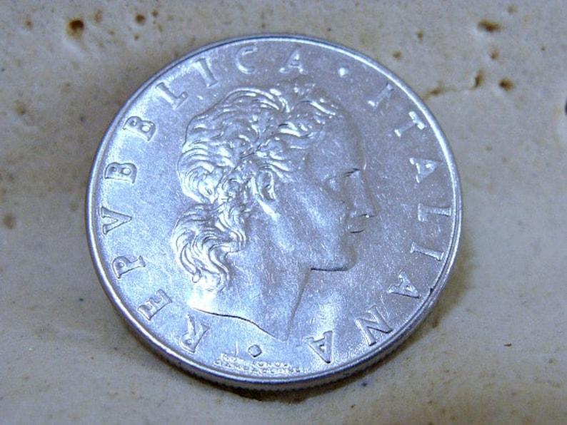 repvbblica italiana coin 1977
