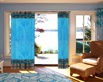 Indian Curtains Etsy