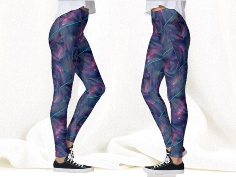 b20c25d72a3243 Ethnic gym pants. Indian Yoga Leggings Desi unique design . | Etsy