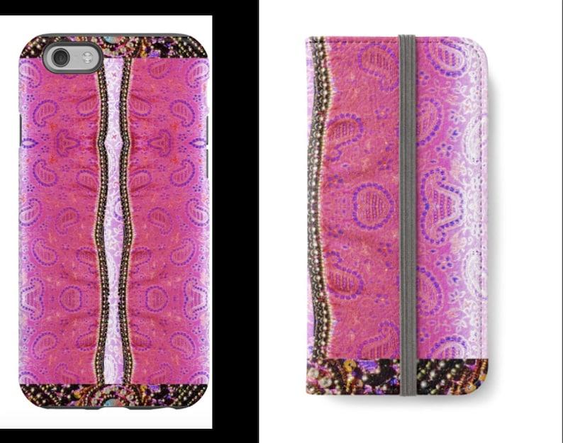 8 7 Bling design pink purple case for iPhone X Artikrti. 6 models Cool unique iPhone case