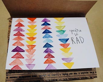 You're So Rad Stationery Set