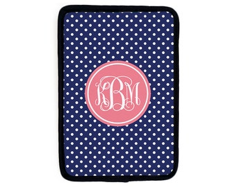 Envelope style neoprene iPad mini sleeve