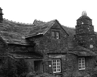 Tintagel Old Post Office........Cornwall, UK 2002