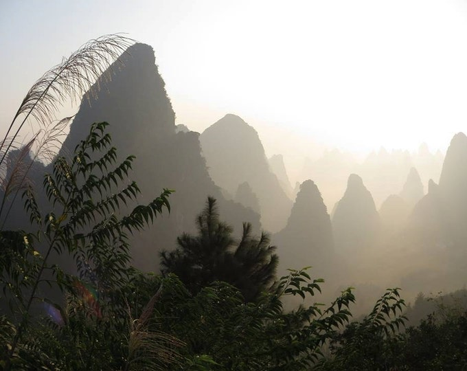 Karst Mountains, Yangshuo, China