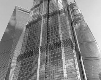 Shanghai Skyscrapers........2013