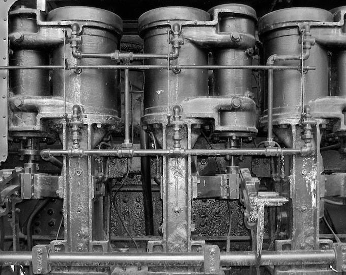 Shay Steam Locomotive I
