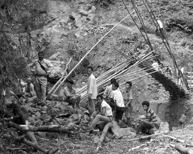 Bridge Builders of Pelling