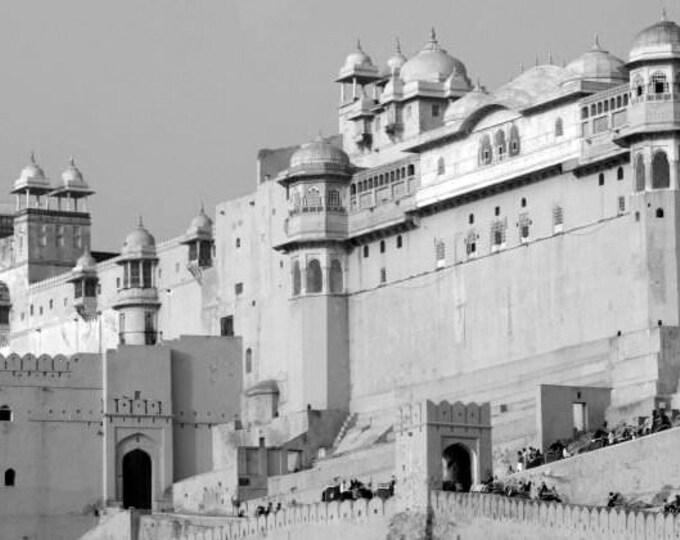 Amer Fort III, Jaipur, India