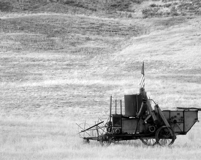 American Harvester, North Dakota