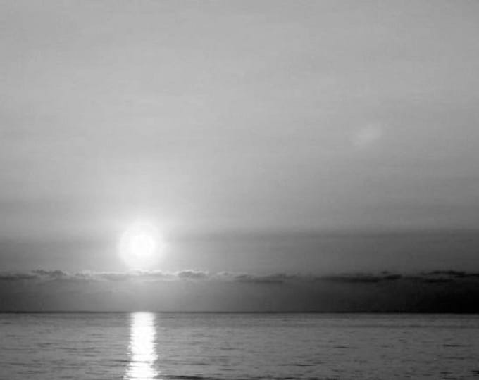 Hot Summer Sunrise....Hutchinson Island, 2001
