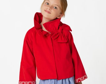 6afff56f193557 Girls jacket pattern