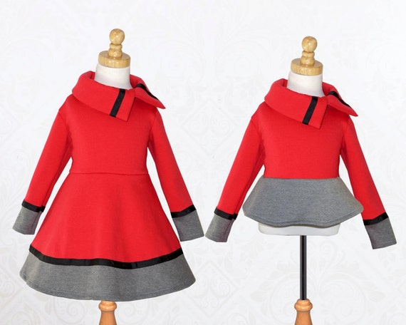 Sewing Patterns Girls Dress Pattern Girls Dress PDF   Etsy
