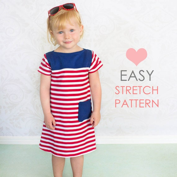 Girls Dress patterns PDF Childrens sewing pattern pdf Kids | Etsy
