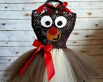 f527346f7 Rudolph tutu dress