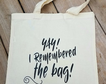 Reusable Grocery Bag Etsy