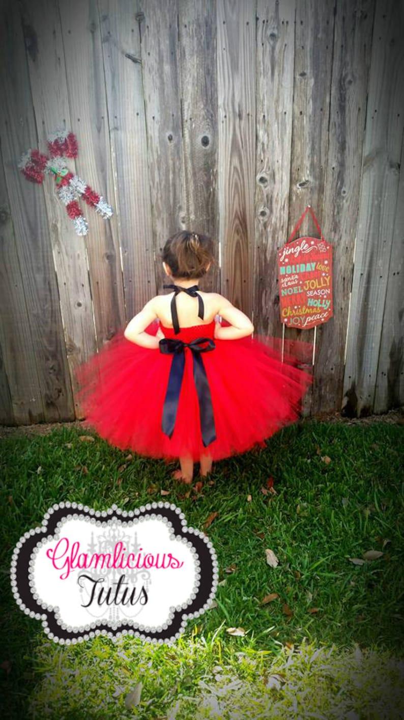 2cd7d0539fa4 Santa Tutu Dress Santa dress Costume Mrs. santa claus Tutu | Etsy