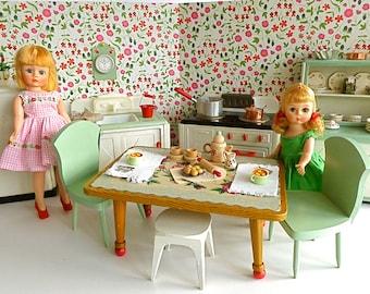 1950s MFZ MARTIN FUCHS Zindorf Kitchen Set