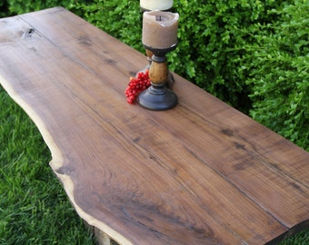 Tree slab coffee table Reclaimed Finished Live Edge Desk Top Or Coffee Table Slabs 1621 Etsy Wood Slab Coffee Table Etsy