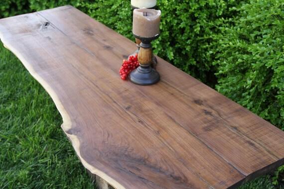 Beau Prefinished Live Edge Slab Table Tops Desk Tops Shelving | Etsy