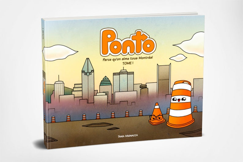 Ponto comic book Volume 1 image 0