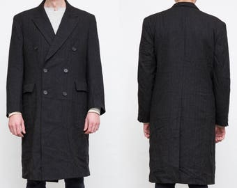 Winter men coat | Etsy
