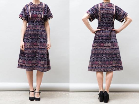 Vintage Designer Marion Donaldson Dress, Vintage D