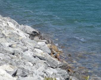 Shore line on Lake Erie / Buffalo, New York (3)