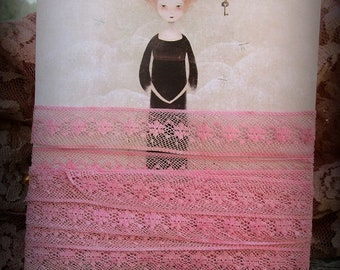 Vintage Lace, Sewing, Embellishments, Shabby Chic, Craft Supplies, Quilting, Dolls, Destash