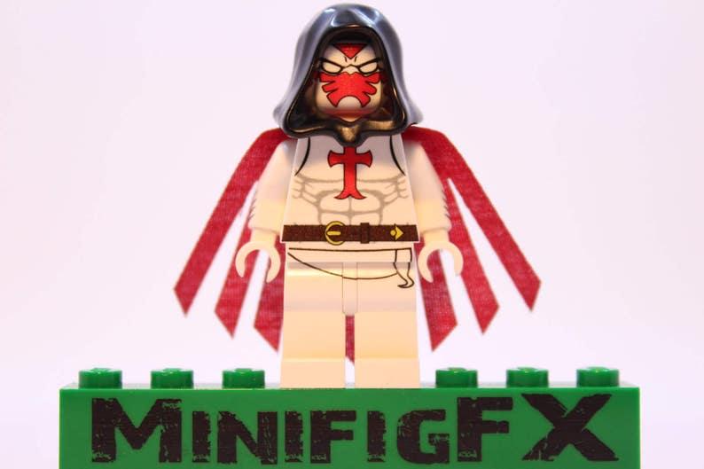 7c9d94dde12 AZRAEL dc Comics Batman villano Ángel de muerte personalizado