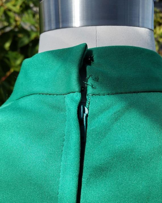Christmas Green Seventies Maxi - image 6