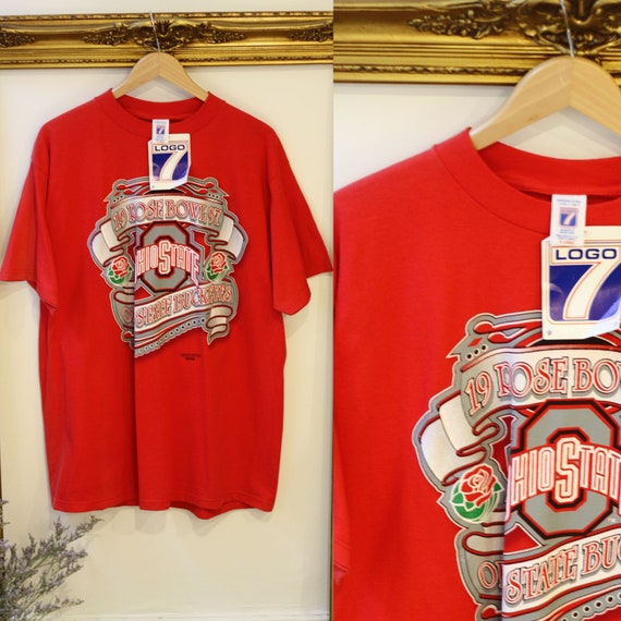 1997 Rose Bowl football t-shirt // 1990s football tshirt // vintage t-shirt