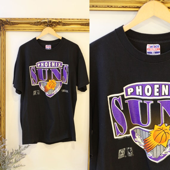 1990s Phoenix Suns t-shirt // 1990s NBA tshirt // vintage t-shirt