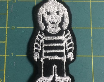 Undertale Kid Asriel iron-on patch