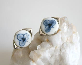 Royal Copenhagen Denmark Cuff Links