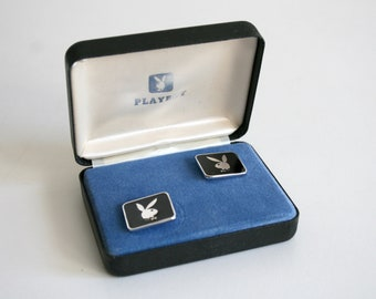 70s Playboy Cuff Links