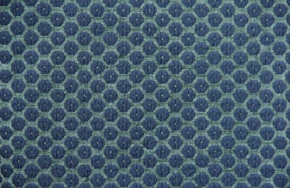 Larkspur Dot Jacquard Woven Upholstery Fabric