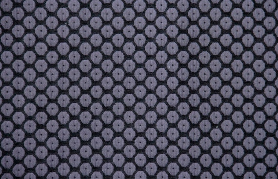 Lavender Dot Jacquard Woven Upholstery Fabric