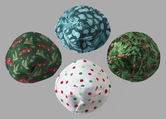 Fitted Face Mask Holiday Four Pack!