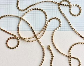 Vintage Statementketten Boho Kette mit Pailletten Münzen Halskette Silbern