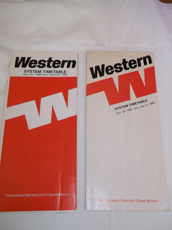 Western Airlines System Timetables 1980 1981 on northwest cargo, northwest area map, northwest weather map, northwest parkway map, northwest boulevard map,
