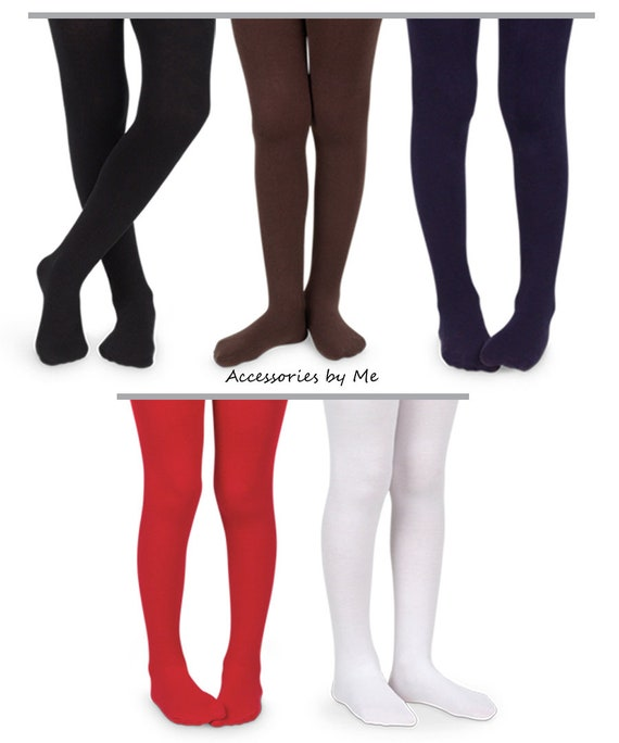 Pink 2-4 Years Ivory White NEW Toddler Girl Rumba Lace Tights  Red