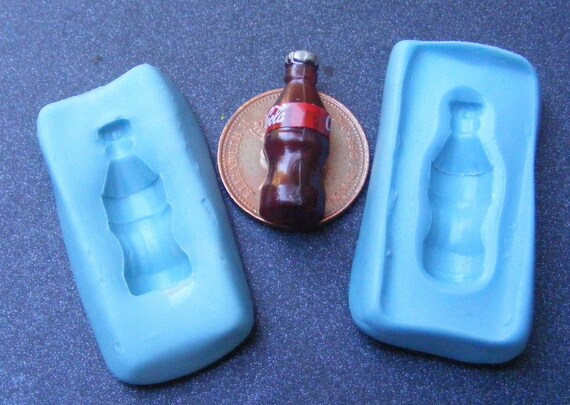 Casa de muñecas en miniatura de grandes Cottage PAN Reutilizable de Silicona Molde