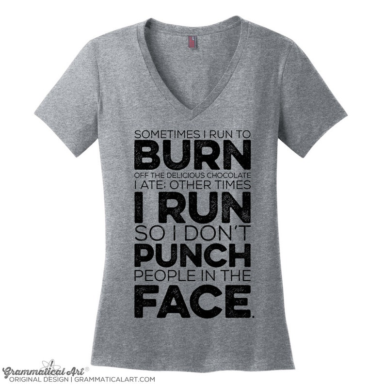 6414dd224 Running Shirt Funny Shirts for Womens Cute Shirts Motivational | Etsy