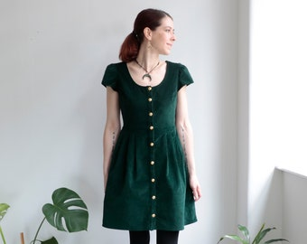 Pounamu Dress