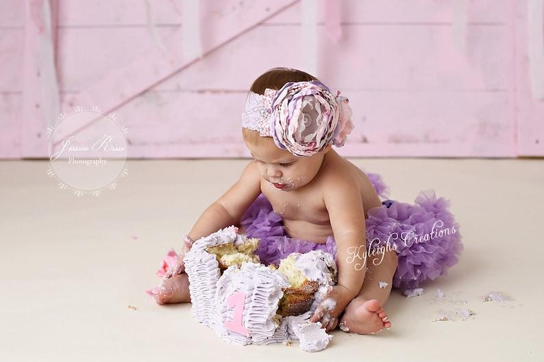 baby headband Girly girl headband girl headband
