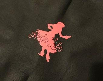 Hula Life garment Bag