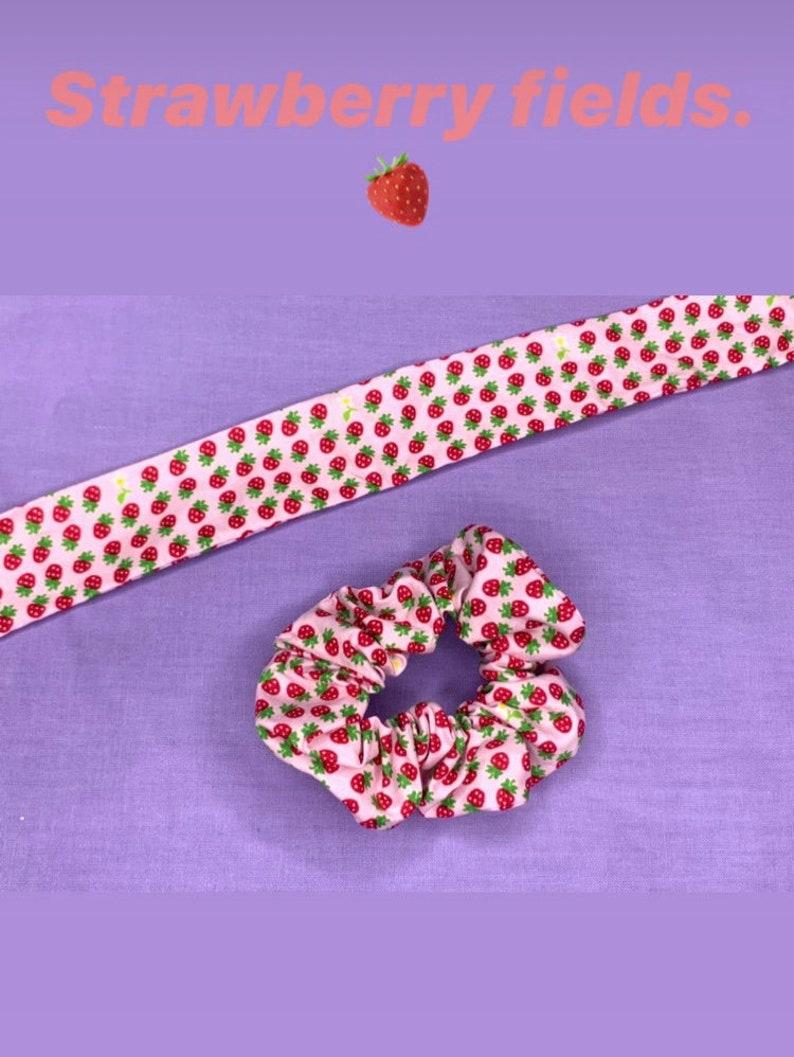 Cute Scrunchies