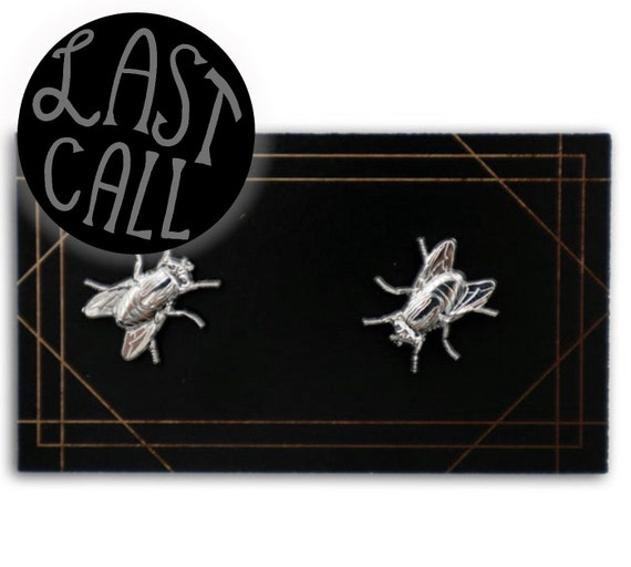 3D metal fly pin set!