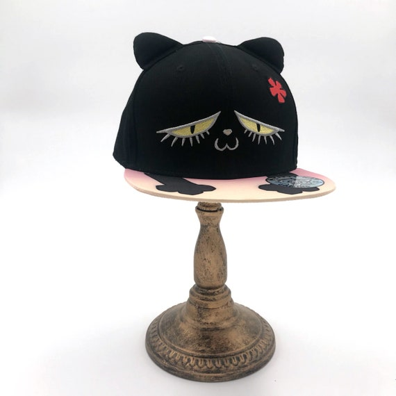Kitty kat gaming - cat snapback hat!
