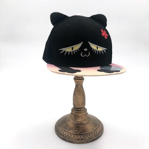 Kitty kat gaming - cat snapback hat!